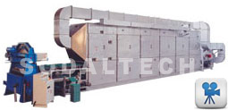 Pulp Moulding Plant with Online Drier