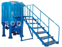 Pulp Preparation unit, paper egg tray, egg tray, egg tray machine